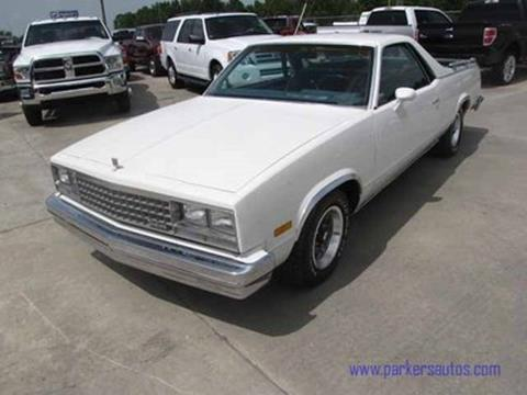 1983 GMC Caballero for sale in Blenheim, SC