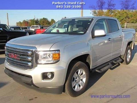 2015 GMC Canyon for sale in Blenheim, SC