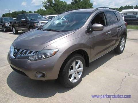 2009 Nissan Murano for sale in Blenheim, SC