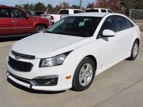 2015 Chevrolet Cruze for sale in Blenheim, SC