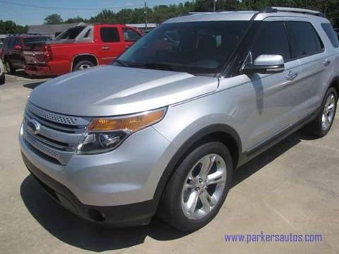 2014 Ford Explorer for sale in Blenheim, SC