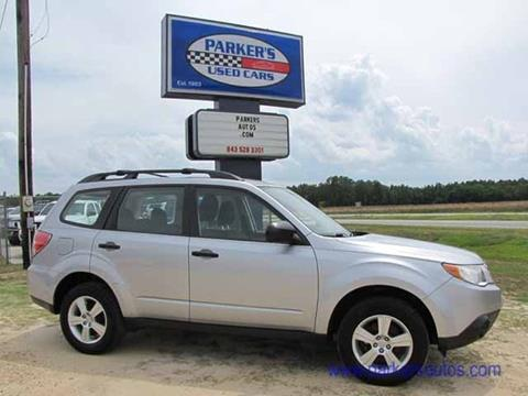 2012 Subaru Forester for sale in Blenheim, SC