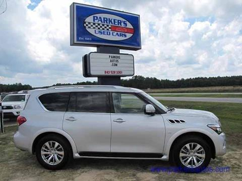 2017 Infiniti QX80 for sale in Blenheim, SC