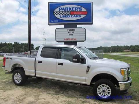 2017 Ford F-250 Super Duty for sale in Blenheim, SC