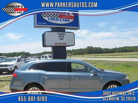 2010 Lincoln MKT for sale at Parker's Used Cars in Blenheim SC