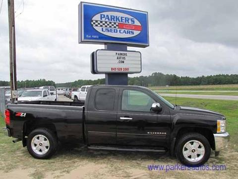 2012 Chevrolet Silverado 1500 for sale in Blenheim, SC