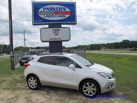 2015 Buick Encore for sale in Blenheim, SC