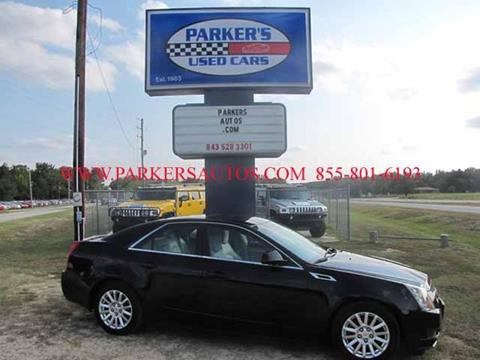 2011 Cadillac CTS for sale in Blenheim, SC
