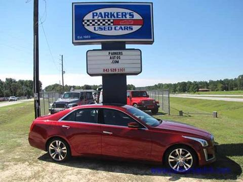 2014 Cadillac CTS for sale in Blenheim, SC