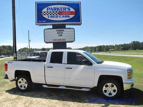 2014 Chevrolet Silverado 1500 for sale in Blenheim, SC
