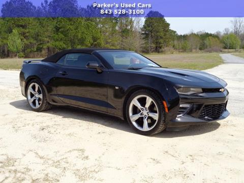 2017 Chevrolet Camaro for sale in Blenheim, SC