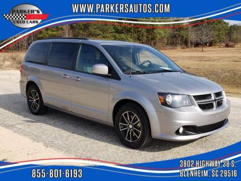 2018 Dodge Grand Caravan for sale at Parker's Used Cars in Blenheim SC