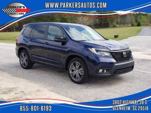 2019 Honda Passport for sale at Parker's Used Cars in Blenheim SC