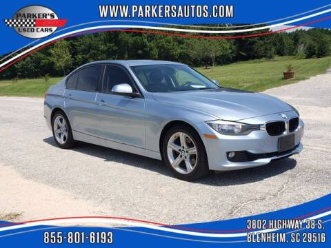 2013 BMW 3 Series for sale at Parker's Used Cars in Blenheim SC