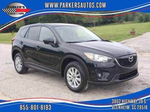 2015 Mazda CX-5 for sale at Parker's Used Cars in Blenheim SC