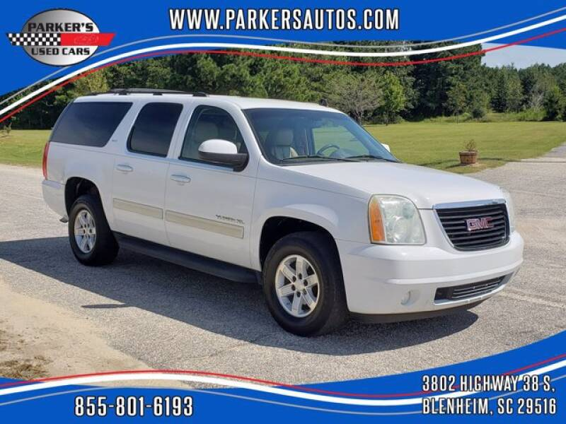 2010 GMC Yukon XL for sale at Parker's Used Cars in Blenheim SC