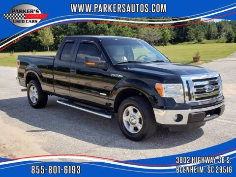2011 Ford F-150 for sale at Parker's Used Cars in Blenheim SC