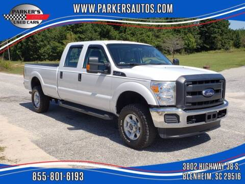 2016 Ford F-250 Super Duty for sale at Parker's Used Cars in Blenheim SC