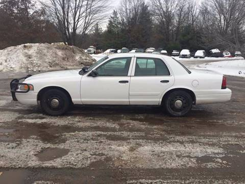 2011 Ford Crown Victoria for sale in Warrens, WI