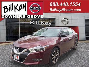 2017 Nissan Maxima for sale in Downers Grove, IL
