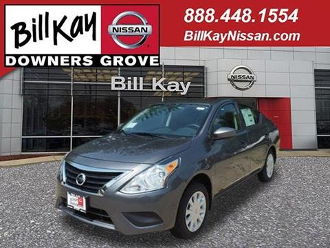 2017 Nissan Versa for sale in Downers Grove, IL