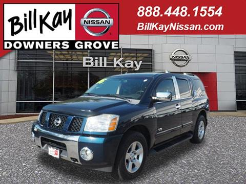 2006 Nissan Armada for sale in Downers Grove, IL