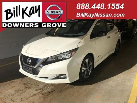 2019 Nissan LEAF for sale in Downers Grove, IL