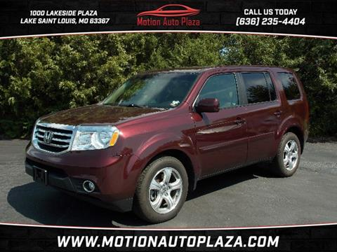 2012 Honda Pilot for sale in Lake Saint Louis, MO