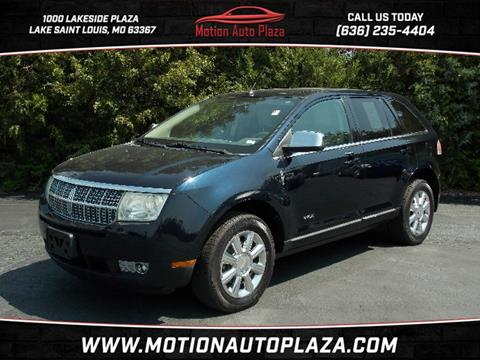 2008 Lincoln MKX for sale in Lake Saint Louis, MO