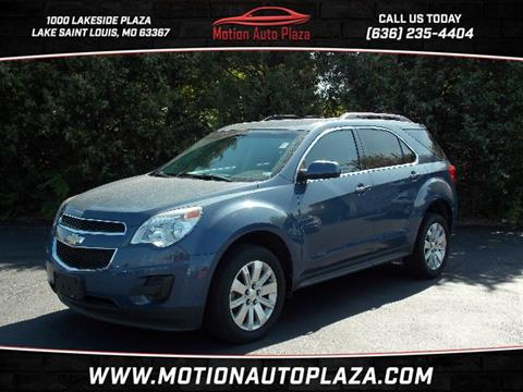2011 Chevrolet Equinox for sale in Lake Saint Louis, MO