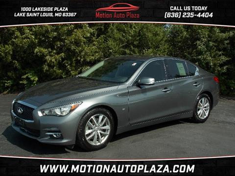 2014 Infiniti Q50 for sale in Lake Saint Louis, MO