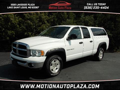 2004 Dodge Ram Pickup 1500 for sale in Lake Saint Louis, MO