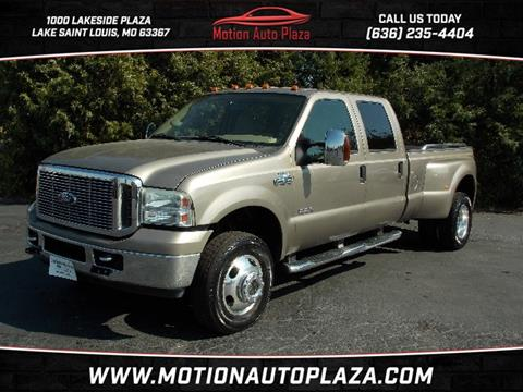 2006 Ford F-350 Super Duty for sale in Lake Saint Louis, MO