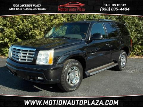 2003 Cadillac Escalade for sale in Lake Saint Louis, MO