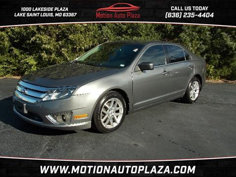 2010 Ford Fusion for sale in Lake Saint Louis, MO