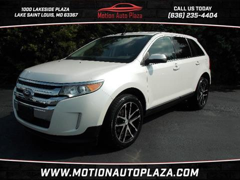 2013 Ford Edge for sale in Lake Saint Louis, MO