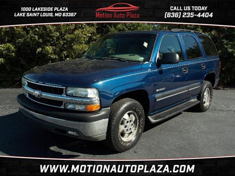 2003 Chevrolet Tahoe for sale in Lake Saint Louis, MO