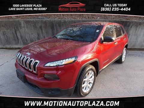 2017 Jeep Cherokee for sale in St Louis, MO