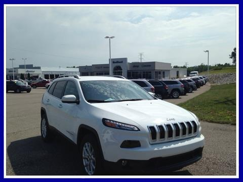 2017 Jeep Cherokee for sale in Bedford, IN