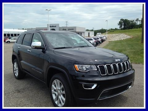 2017 Jeep Grand Cherokee for sale in Bedford, IN