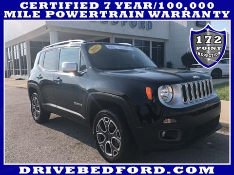 2017 Jeep Renegade for sale in Bedford, IN