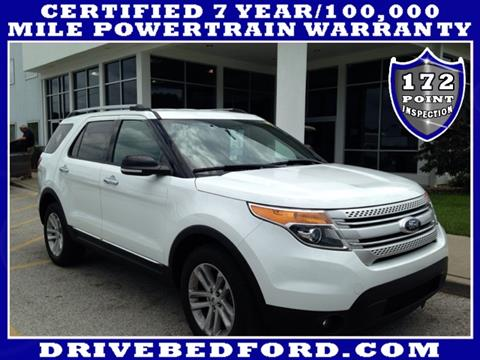 2013 Ford Explorer for sale in Bedford IN