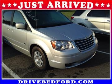 2008 Chrysler Town and Country for sale in Bedford, IN
