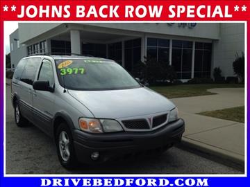 2003 Pontiac Montana for sale in Bedford, IN