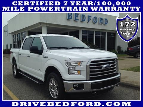 2015 Ford F-150 for sale in Bedford, IN