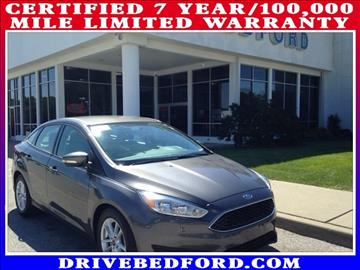 2015 Ford Focus for sale in Bedford, IN