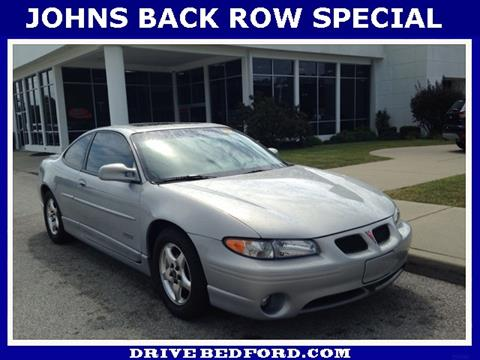 1999 Pontiac Grand Prix for sale in Bedford, IN