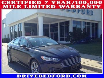 2014 Ford Fusion for sale in Bedford, IN