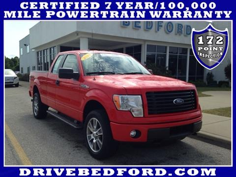 2014 Ford F-150 for sale in Bedford, IN