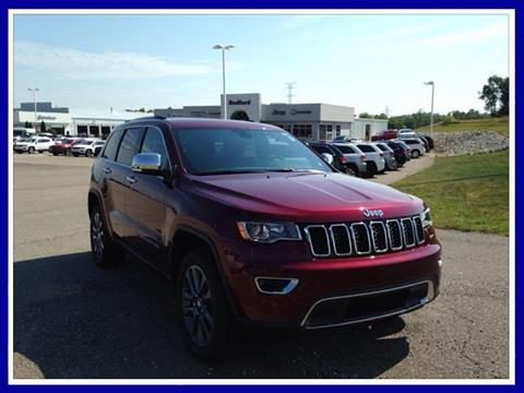 2018 Jeep Grand Cherokee for sale in Bedford IN